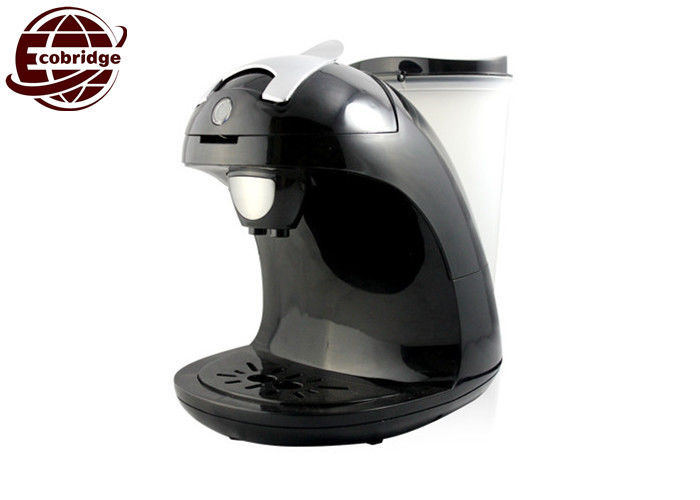 Plastic 1.2L 2.5 Bar Pump Pod Coffee Maker With Single Serve 270x192x264mm